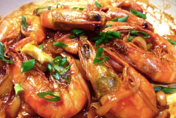 萬視TV DinersTime 尚餐頻道: 大廚教煮茄汁蝦碌 Easy Way of Making Ketchup Shrimp  – DinersTime Channel By Vantak TV